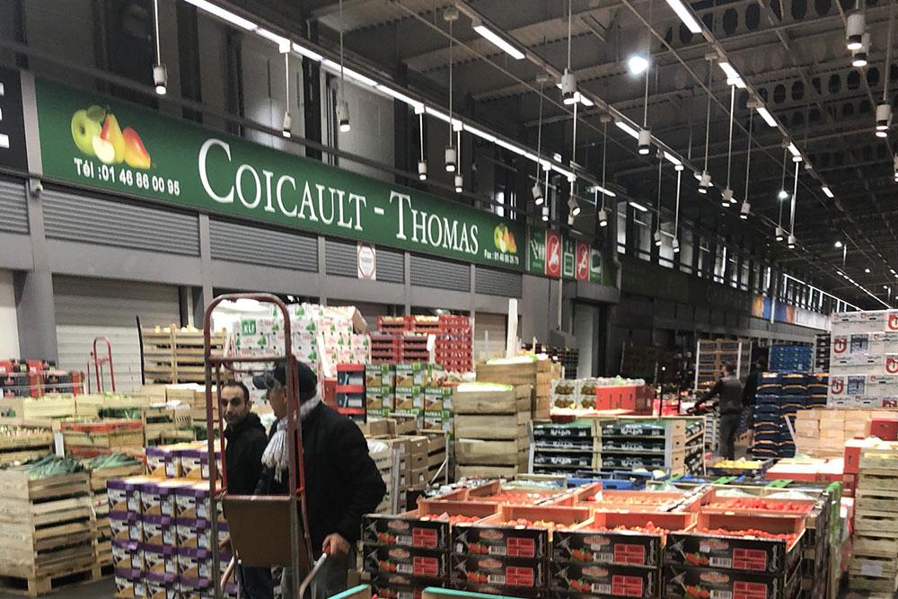 Rachat de Coicault Thomas - Histoire Omer Decugis & Cie