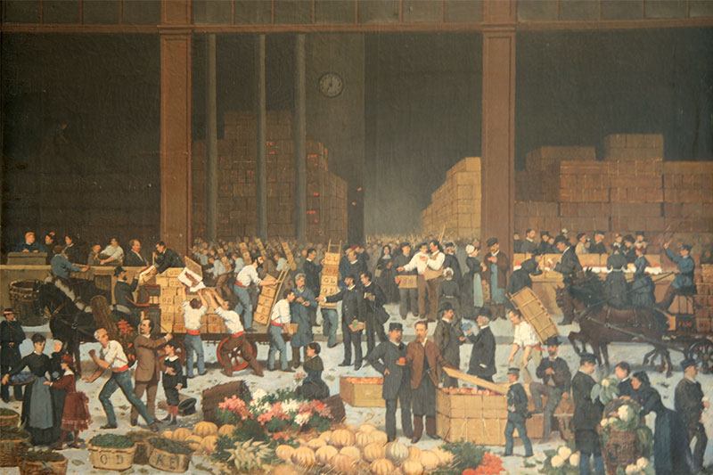 Tableau Jules Monge 1885