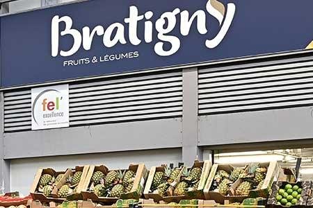Certification Fel Excllence Bratigny - Omer Decugis & Cie