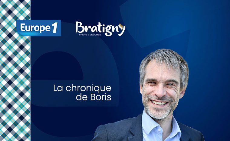 Boris Richeux Bratigny Europe 1