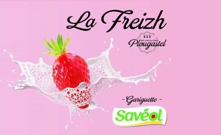 Batigny et Savéol célèbrent la fraise