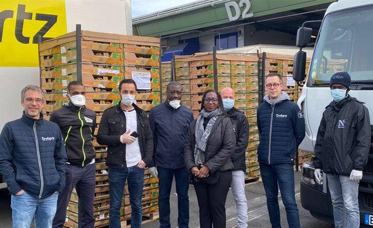 Bratigny action pour Handi'Cap International