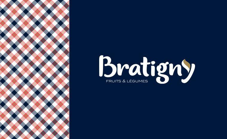 Bratigny identité visuelle