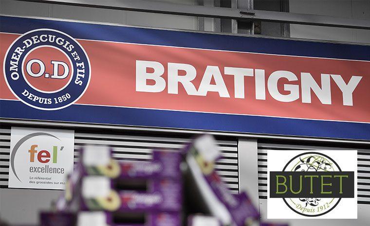 Bratigny partenariat stratégique avec Butet