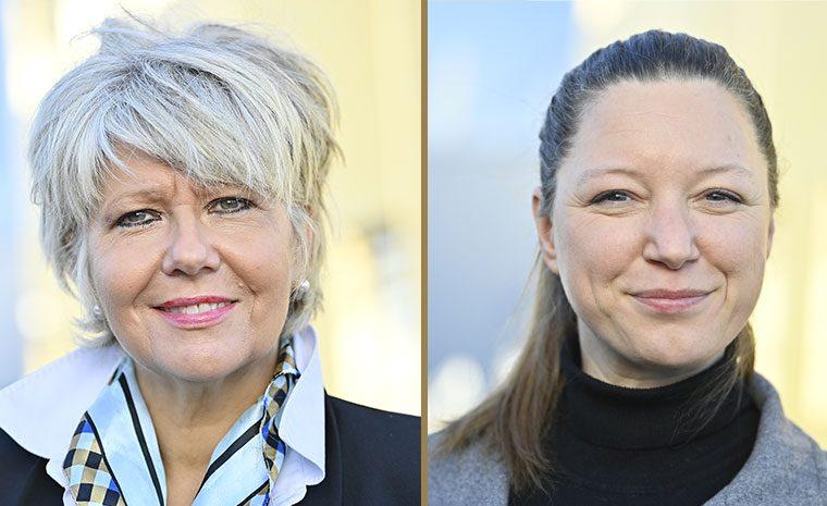 Christine Hunault et Sylvie Bican - Omer Decugis