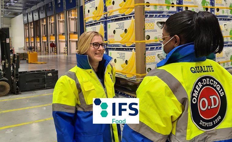 SIIIM certification IFS Food - Omer Decugis